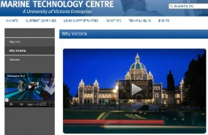 ocean technology companies in Victoria
