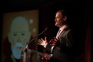 2012 Colin Lennox Award winner